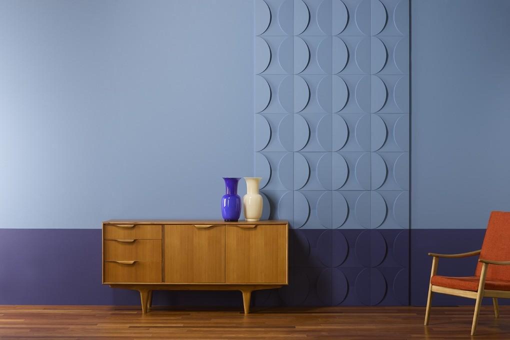 W107 декоративная панель