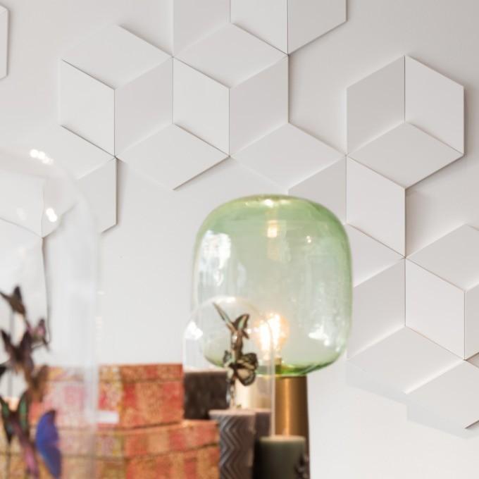 W100 декоративная панель