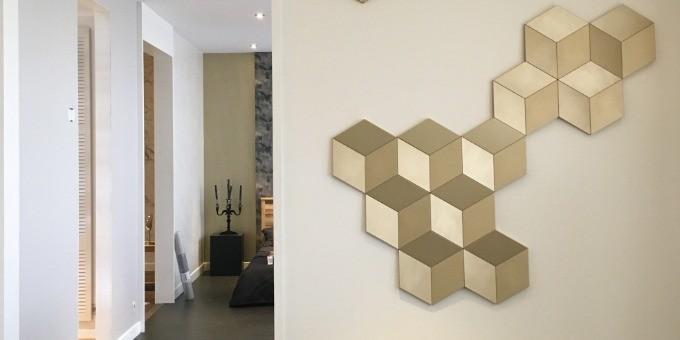 W105 декоративная панель