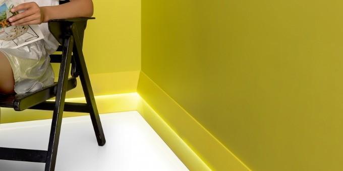 SX179 профиль для скрытого освещения