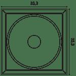 W122 AUTOIRE декоративная панель
